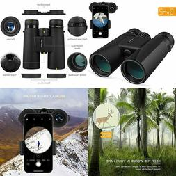 APEMAN 10X42 HD Binoculars for Adults with Low Light Vision,
