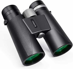 12x42 Binoculars for Adults Compact Sharp Vision Binocular B