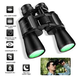 180x100 Hunting Telescope Binoculars Zoom Day Night Vision S