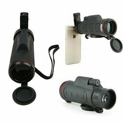 35 X 50 Optical Telescope Zoom HD Universal Clip-on Adapter