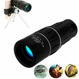 5Zoom High Power Prism 16X52 upgrade Telescope Hd Monocular