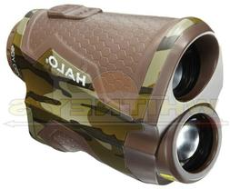 HALO 750 Yard Laser Rangefinder 6x Magnification with Angle