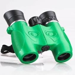 8x21 Binoculars for Kids Toy Small Compact Pocket Mini Water