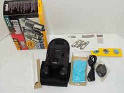 Bushnell Binocular with Built-In Digital Camera 8 x 21 Zoom