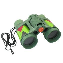 Camouflage Color Plastic 10 x 30mm Binocular Toy for Child K