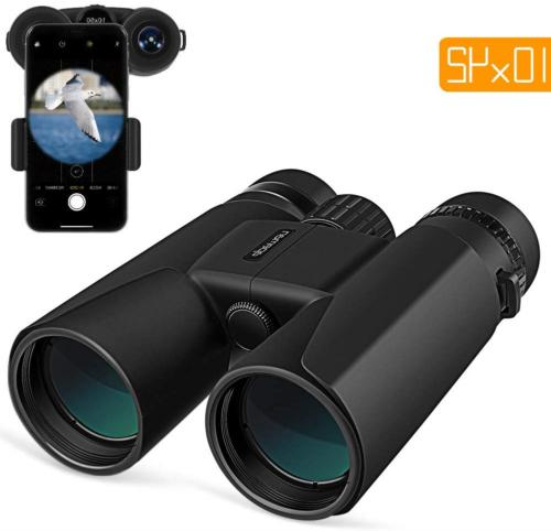 10X50 Binoculars HD For Adults With Low Light Night Vision,C