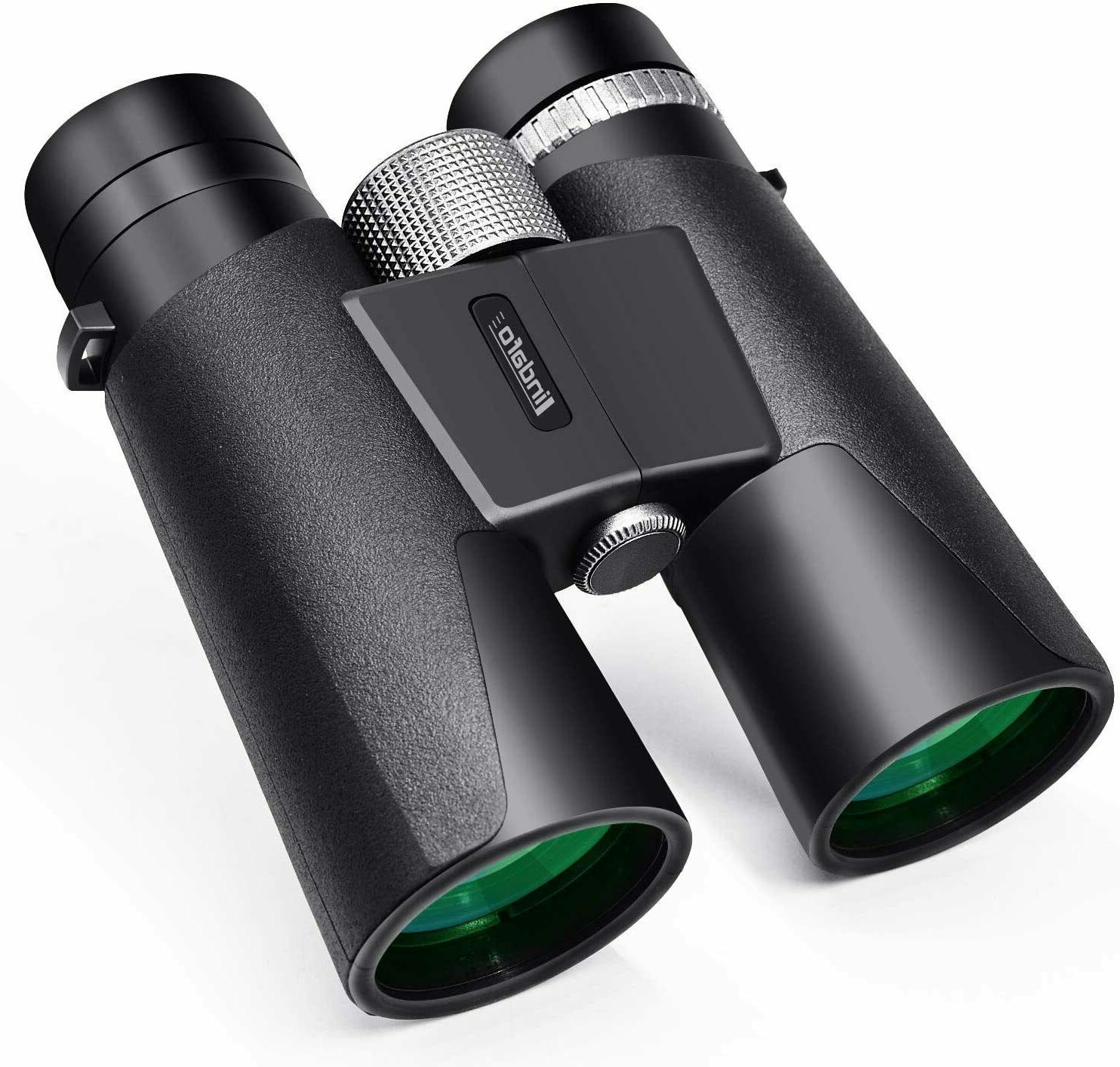 12x42 binoculars for adults compact sharp vision
