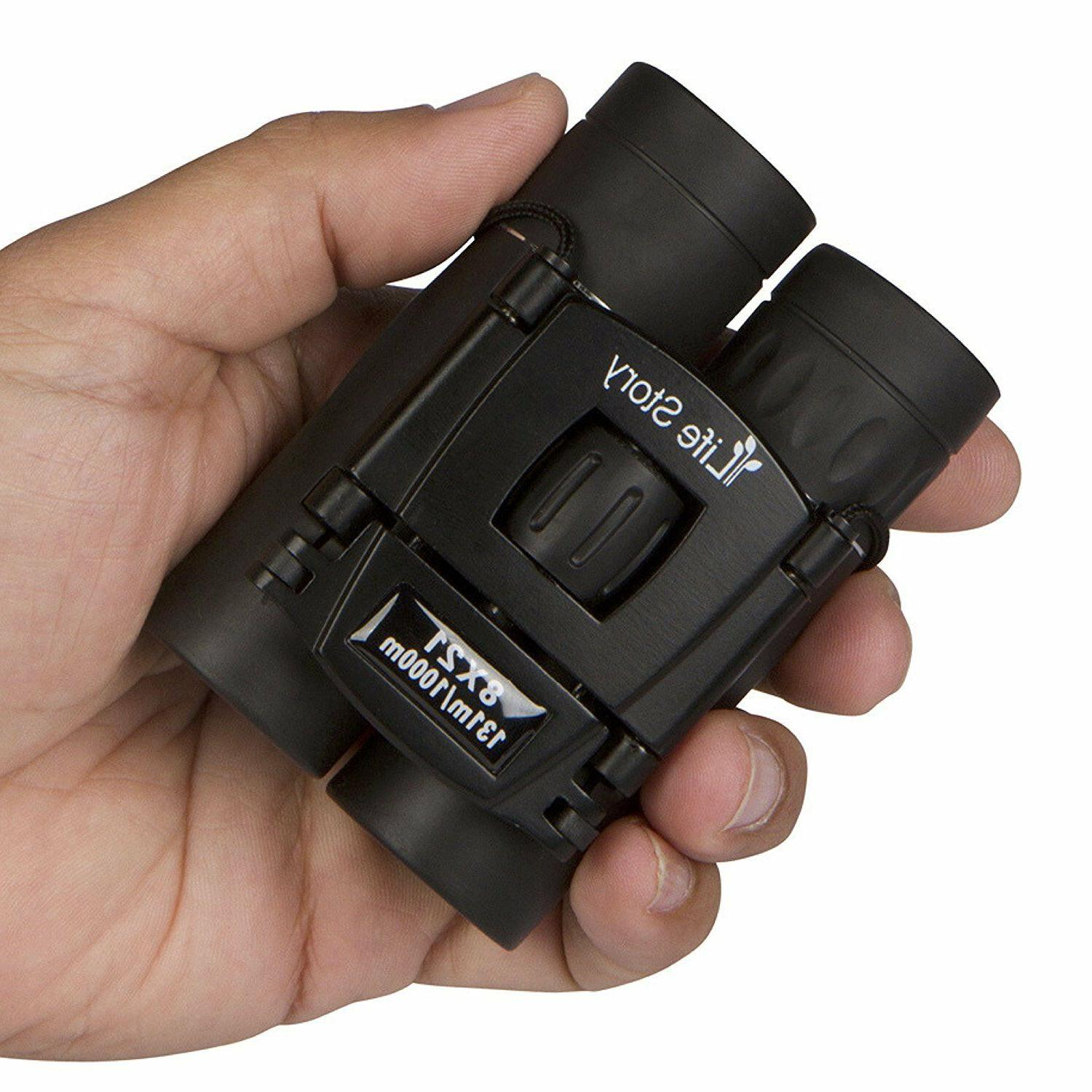 Bushnell PowerView 16x 32mm Compact Folding Roof Prism Binoc