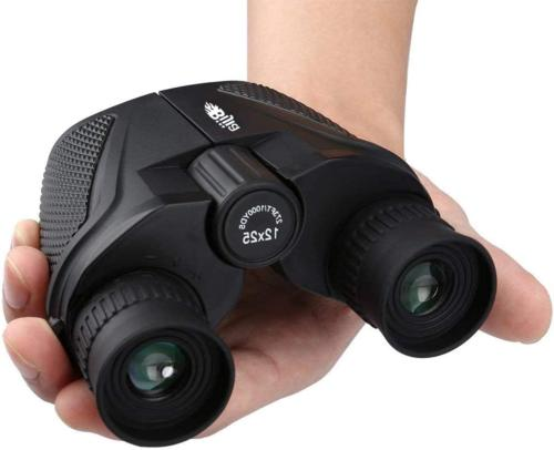 Compact for Small Binoculars Powered