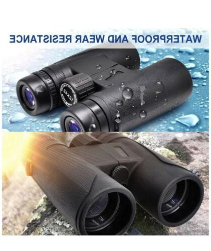 Visanol 12x42 Compact with Night Vision