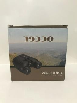 New In Box Occer 12x25 Compact Binoculars with Low Light Nig