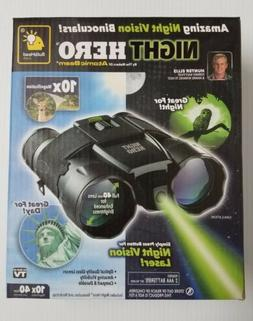NIGHT HERO Amazing Day & Night Vision Binoculars, By The Mak